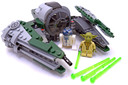 Yoda's Jedi Starfighter - LEGO set #75168-1