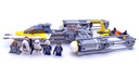 Y-wing Starfighter - LEGO set #75172-1