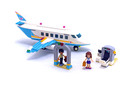 Heartlake Private Jet - LEGO set #41100-1