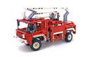Fire Truck - LEGO set #8289-1