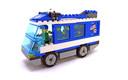 Americas Team Bus - LEGO set #3406-1