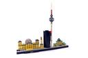 Berlin - LEGO set #21027-1