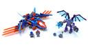 Clay's Falcon Fighter Blaster - LEGO set #70351-1