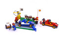 Formula 1 Pit Stop - LEGO set #2554-1