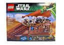 Jabba's Sail Barge - LEGO set #75020-1 (NISB)