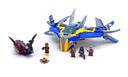 The Milano Spaceship Rescue - LEGO set #76021-1