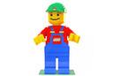 LEGO Mini-Figure - LEGO set #3723-1