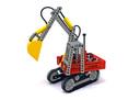 Excavator - LEGO set #8851-1