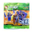 Kendo Jay Booster Pack - LEGO set #5000030-1 (NISB)