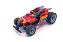 Fire Crusher - LEGO set #8136-1