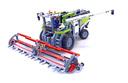 Combine Harvester - LEGO set #8274-1