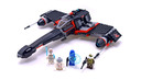 JEK-14's Stealth Starfighter - LEGO set #75018-1