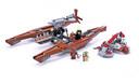 Wookiee Catamaran - LEGO set #7260-1