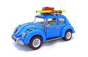 Volkswagen Beetle - LEGO set #10252-1
