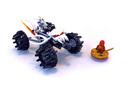 Nuckal's ATV - LEGO set #2518-1