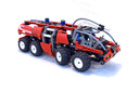 Rescue Truck - LEGO set #8454-1