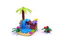 Turtle's Little Paradise - LEGO set #41041-1