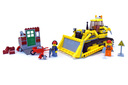 Bulldozer - LEGO set #60074-1