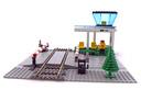 Manual Level Crossing - LEGO set #4532-1