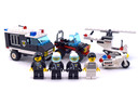 Jailbreak Joe - LEGO set #1786-1