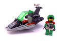 Galactic Chief - LEGO set #6813-1