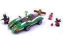 The Riddler Riddle Racer - LEGO set #70903-1