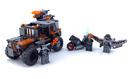 Crossbones' Hazard Heist - LEGO set #76050-1