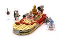 Luke's Landspeeder - LEGO set #8092-1