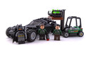 Kryptonite Interception - LEGO set #76045-1