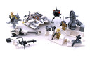 Battle of Hoth - LEGO set #75014-1