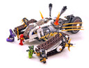 Ultra Sonic Raider - LEGO set #9449-1