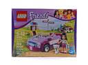 Emma's Sports Car - LEGO set #41013-1 (NISB)