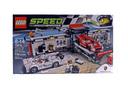 Porsche 919 Hybrid and 917K Pit Lane - LEGO set #75876-1 (NISB)