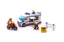 Prisoner Transport - LEGO set #7286-1