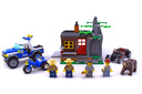 Robber's Hideout - LEGO set #4438-1