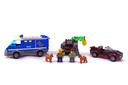 Police Dog Van - LEGO set #4441-1