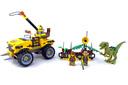Raptor Chase - LEGO set #5884-1