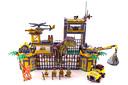 Dino Defense HQ - LEGO set #5887-1