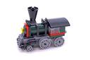 Emerald Express - LEGO set #31015-1