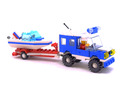 RV with Speedboat - LEGO set #6698-1