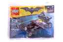 The Mini Batmobile polybag - LEGO set #30521-1 (NISB)