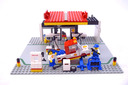 Service Station - LEGO set #6378-1