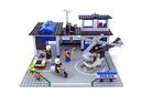 Police Station - LEGO set #6384-1