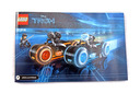 TRON: Legacy Lightcycle - Preview 3