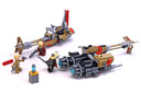 Cloud-Rider Swoop Bikes - LEGO set #75215-1