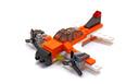 Mini Plane - LEGO set #5762-1
