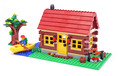 Log Cabin - LEGO set #5766-1