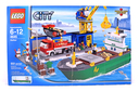 Harbor - LEGO set #4645-1