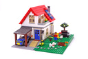 Hillside House - LEGO set #5771-1