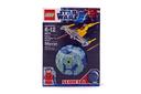 Naboo Starfighter & Naboo - LEGO set #9674-1 (NISB)